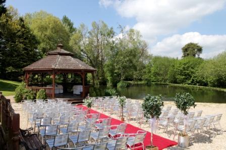 Outdoor Weddings Somerset