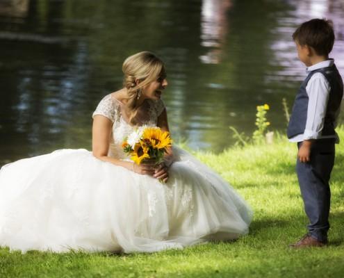 Summer Somerset Wedding